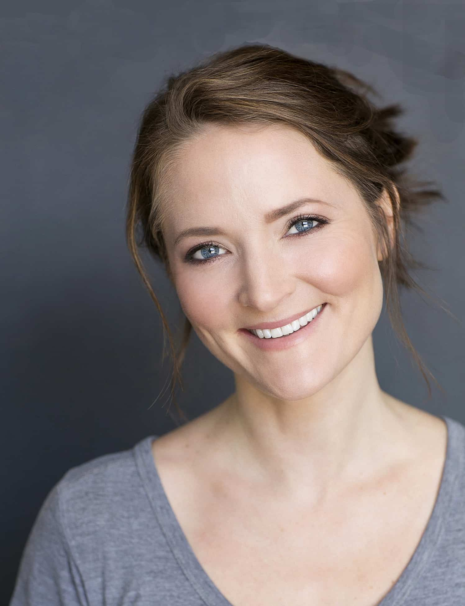 Comic, composer, singer and actor Leah Sprecher