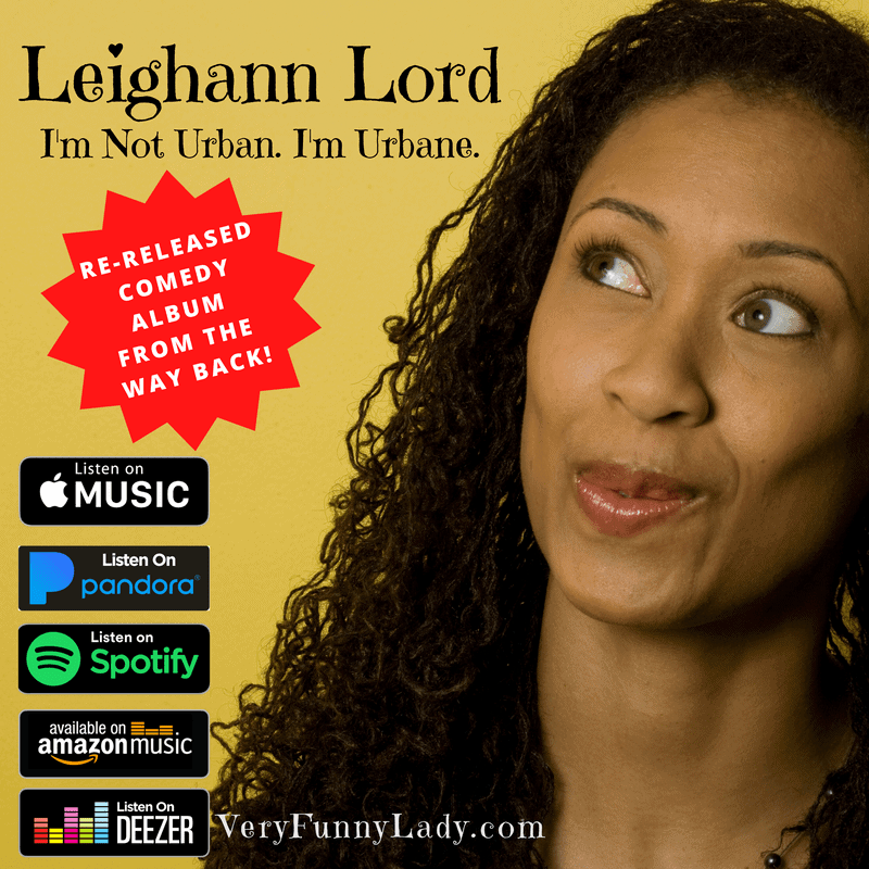 Leighann Lord - Album Cover