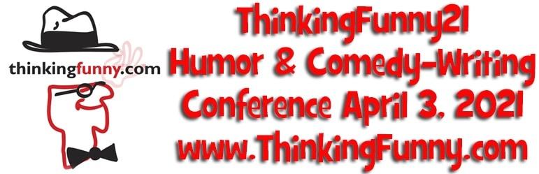ThinkingFunny21-Conference Logo